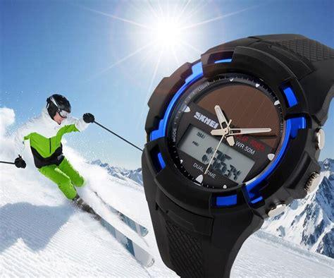 Kotak Skmei Membeli Dengan Jam Tangan Skmei skmei jam tangan solar digital analog pria ad1056e