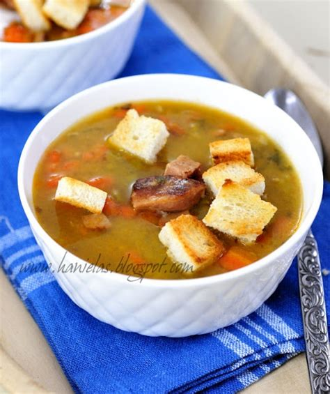 award winning split pea soup with gouda crostini 17 best images about split pea soup on soups bacon and soup with ham