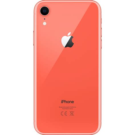 apple iphone xr coral  onbuy