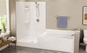 Bath And Shower Combo maax tub shower combination pictures to pin on pinterest