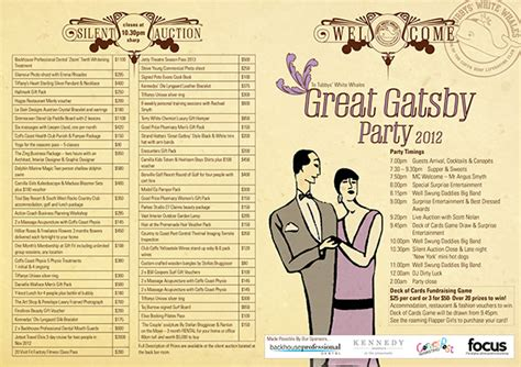 identity theme in the great gatsby tubbys white whales great gatsby affair on behance