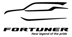logo toyota fortuner fortuner you are what you drive