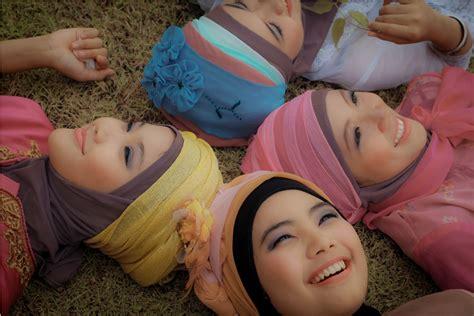 Bisnis Jilbab Peluang Bisnis Dari Cantiknya Wanita Berhijab
