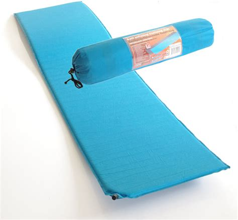 Self Inflating Single Mattress by Self Inflating Cing Mat Mattress Bed Single Size 45549