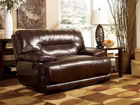 Two Person Recliner 2 Person Leather Recliner Home Someday