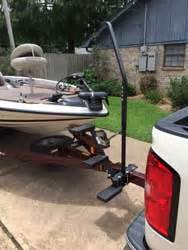 boat trailer mounted ladder home www easystepsystem