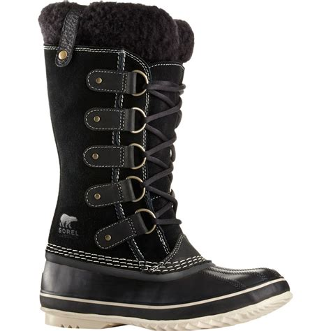 sorel womens boots joan of arctic sorel joan of arctic shearling boot s
