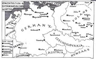 Concentration Camps In Germany Map by Today In History 29 August 1933 Existence Of 65