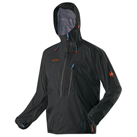 Jaket Zipper Polisi 002 Atribute mammut felsturm half zip jacket hardshelljacke