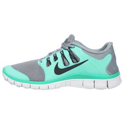 nike shoes nike free 50 womens shoes silver