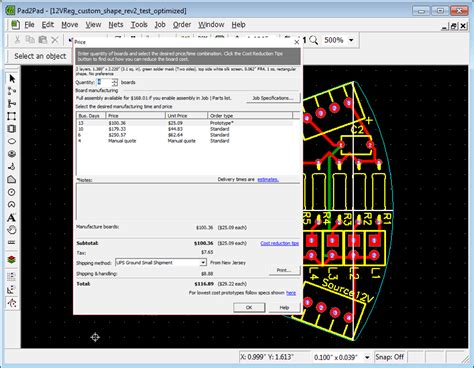 pcb layout design software download free free pcb design software download pad2pad pcb manufacturer