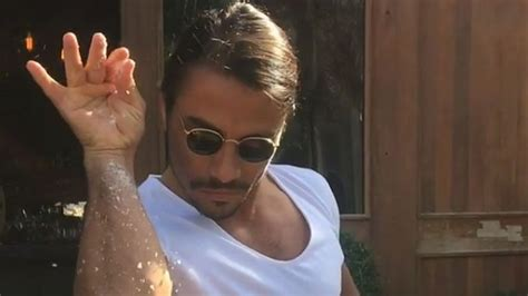 Chef Memes - congrats saltbae you re 2017 s first awesome meme memeburn