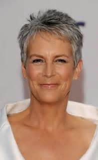 pictures of curtis haircuts jamie lee curtis doing fine after car accident as pal