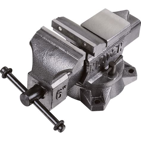 northern tool bench vise klutch heavy duty bench vise 6in jaw width northern