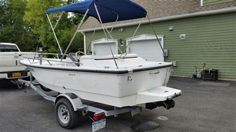 boston whaler jet boat conversion boston whaler rage 15 1995 for sale for 2 500 boats