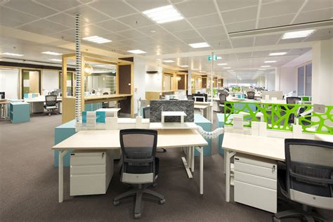 workplace ideas hospira s new open plan melbourne office office snapshots