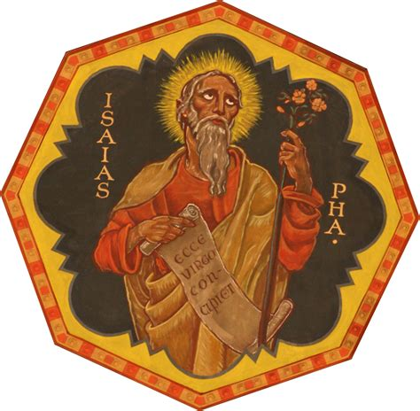 isaiah s a novel of prophets and books file prophet isaiah 003 jpg the work of god s children