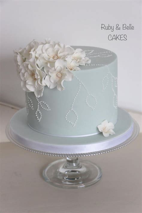 Best 25 One Tier Cake 25 Best Ideas About Single Tier Cake On Pinterest One