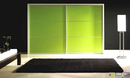 Tri Sliding Closet Doors Lime Green Tri Panel Sliding Closet Doors Dng