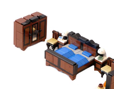 lego house designs instructions lego ideas minifig furniture bedroom