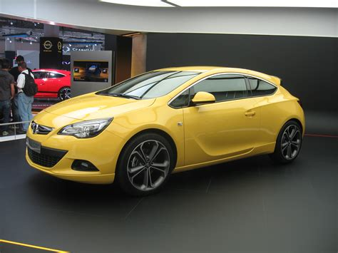 Opel Astra Gtc by 2014 Opel Astra J Gtc Pictures Information And Specs
