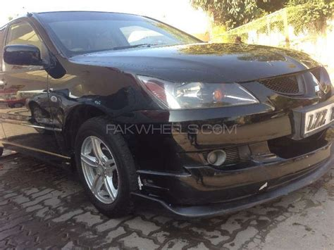 mitsubishi lancer glx modified mitsubishi lancer glx 1 3 2005 for sale in rawalpindi