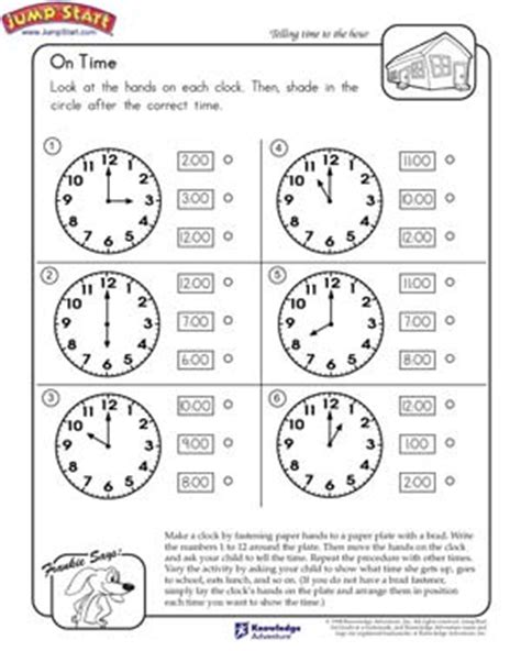 telling time in spanish worksheets with answers worksheet amp workbook site