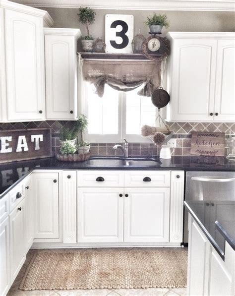 farmhouse cabinets for kitchen best 20 granite kitchen ideas on black granite kitchen black granite and