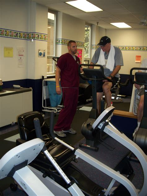 Takes A From Rehab by Total Quot Cardiac Rehab Quot It Takes A A Branch In