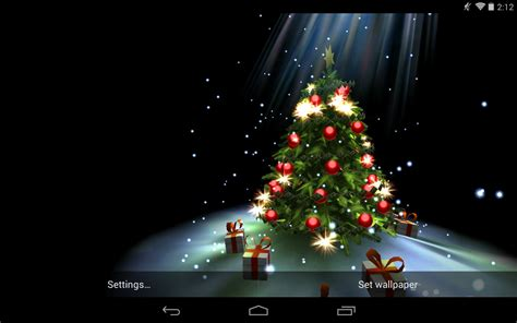 christmas wallpaper live for pc christmas live wallpaper for computer wallpapersafari