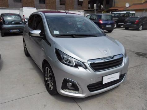 peugeot 108 used cars for sale sold peugeot 108 108cabrio 1 0 12v used cars for sale