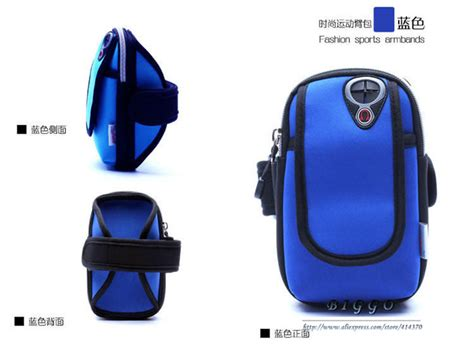Tuban Portable Outdoor Drifting Waterproof Bag 8 5 Liter buy tuban mobile phone arm bag running cycling cing at everbuying chinaprices net