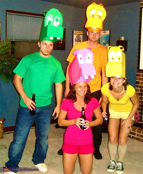 cheap  easy diy group costumes  halloween