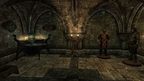skyrim trophy room the trophy room image elder scrolls v skyrim mod db