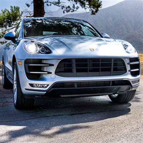 Porsche Macan Drive by Test Drive 2015 Porsche Macan S And Macan Turbo Car