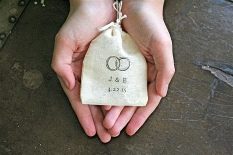 Wedding Ring Bag by Personalized Wedding Ring Bag Ring Pillow Alternative Ring