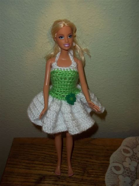 pattern clothes for barbie 17 best images about crochet knit doll clothes and