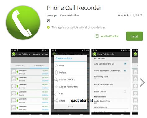 8 amazing call recorder for androids rule the world - Call Recorder App Android
