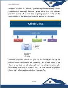 business plan template for flipping houses sle business plan for house flipping ebook database