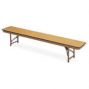 how to put legs on a bench grainger approved folding leg bench 3w455 3w455 grainger