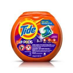 free gentle detergent pods tide