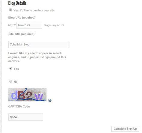 webmail uny petunjuk daftar blog uny harun noviar blogs uny
