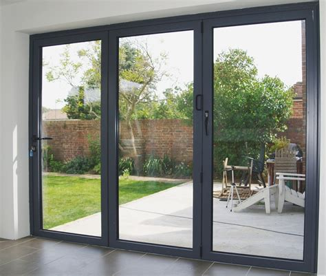 Folding Doors Exterior Patio Replacement Ideas For Bifold Patio Doors