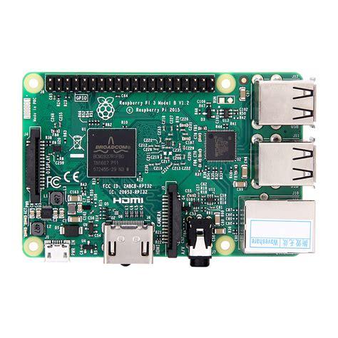 Mini Pc Raspberry Pi 3 Model B Dengan Bcm2837 Element14 Version raspberry pi 3 model b project board development board mini pc