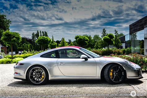 silver porsche silver porsche 911 r is just eye popping