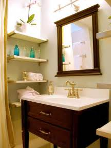 Bathroom Shelving Ideas For Small Spaces by 6 Ideas For Small Bathroom Design Comfree Blogcomfree