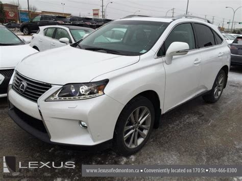 pre owned lexus rx 350 pre owned 2015 lexus rx 350 demo unit touring package 4