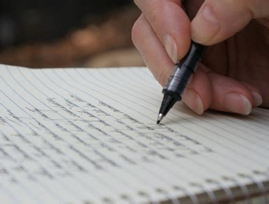 writing pen and paper withmartijn marketing the power of pen and