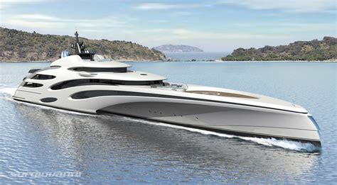 trimaran yachts for sale futuristic 120 meter trimaran superyacht by echo yachts