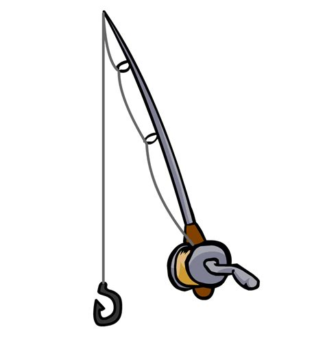 rod clipart fishing rod clip clipart best